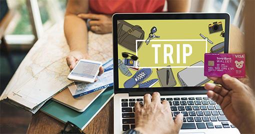 海外旅行のお金の使い方