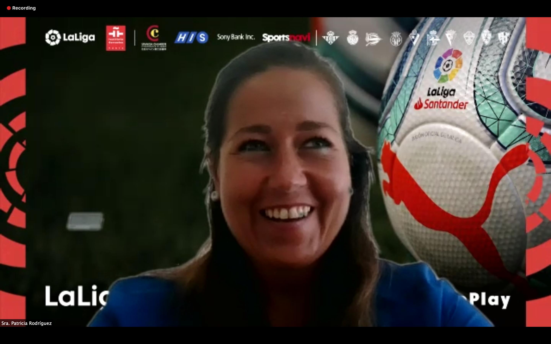 Patricia Rodríguez氏
